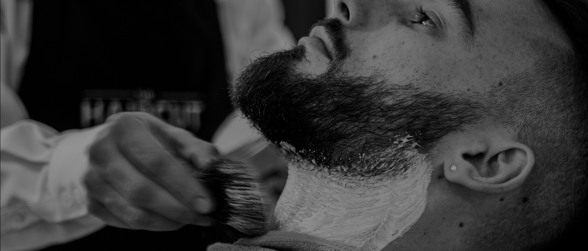 Beard trim Northcote